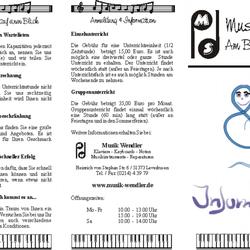Musikinstrumente Heinz Wendler, Leverkusen, Nordrhein-Westfalen