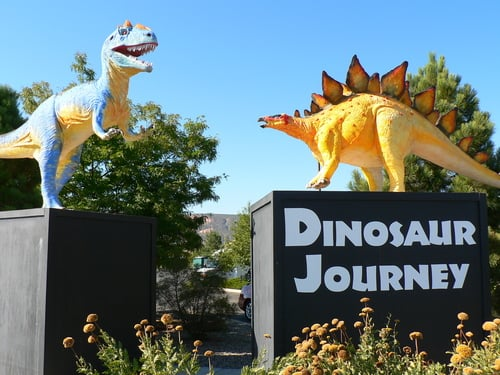 Fruita (CO) United States  city photos : Museum Western Colorado Dinosaur Journey Fruita, CO, United States ...