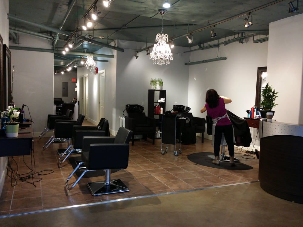 Swank hair esthetics hair salons hastings sunrise for A creative touch beauty salon