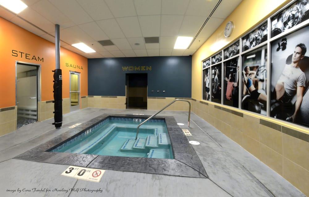 Hot tub sauna steam room yelp