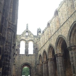 Kirkstall Abbey, Leeds, West Yorkshire