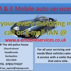 a-emobileservices, Swadlincote, Derbyshire, UK