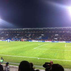 Bordeaux - Lorient 30/03/2013