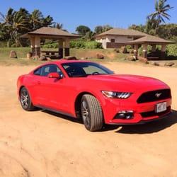 Budget Rent A Car Kauai Airport