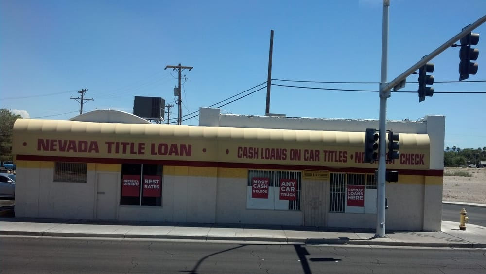 Dollar loan north las vegas