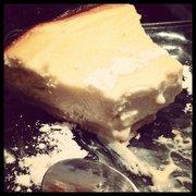 Le cheesecake qui tue...avec un gout de…