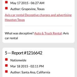 Avis Car Rental Corporate Phone Number