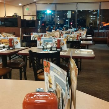 Denny's is America's Diner. Where guests have come for over 60 years to relax and enjoy good, hearty meals at reasonable prices. Open 24 hours a day, 7 days a week, Denny's restaurants serve classic breakfast around the clock as well as craveable salads, hand-pressed burgers and homestyle dinners.3/5().