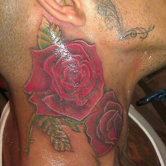Photos for the poker room tattoo studio body piercing yelp for Body electric tattoo piercing los angeles ca