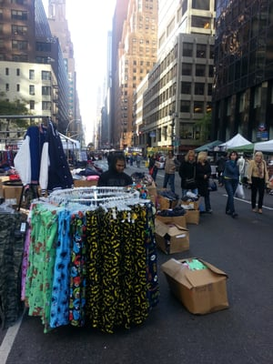 Lexington avenue fall street fair shopping new york for M l motors in lexington