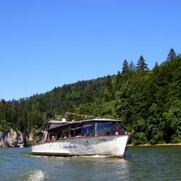 navigation sur le lac des brenets 14 fotos ausfl ge touren pr du lac 24 les brenets. Black Bedroom Furniture Sets. Home Design Ideas