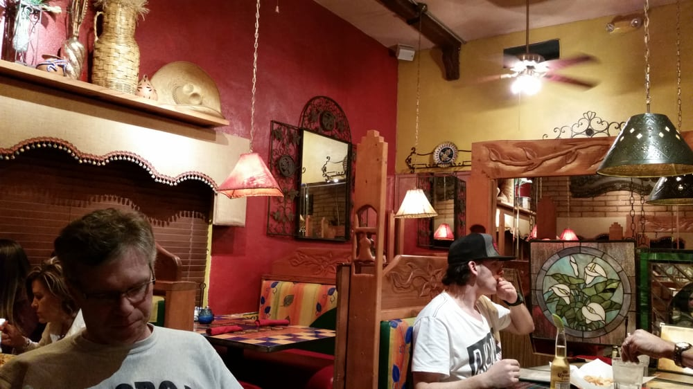 Mexican Restaurants Near The Mirage