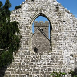Church of St Illtud, Llantwit Major / Eglwys St Illtud,, Llantwit Major, Vale of Glamorgan