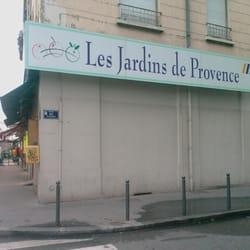 Les Jardins de Provence, Villeurbanne