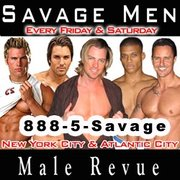 Savage Men - Bachelorette Party idea in New York, Girls Night Out New York, Birthday Party Idea in New York - New York, NY, Vereinigte Staaten