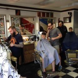 Barts Barbershop - Haircut with my boys at Barts. - Portland, OR ...