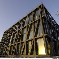 Le Pavillon Noir - Aix en Provence, France. pavillon noir preljocaj ballet centre choregraphique aix en provence
