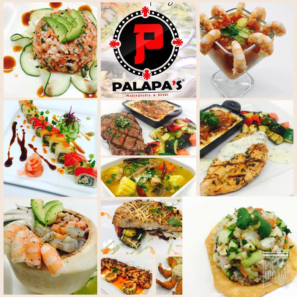 Palapa s marisqueria sushi 25 photos sushi bars for Fish restaurants near me now