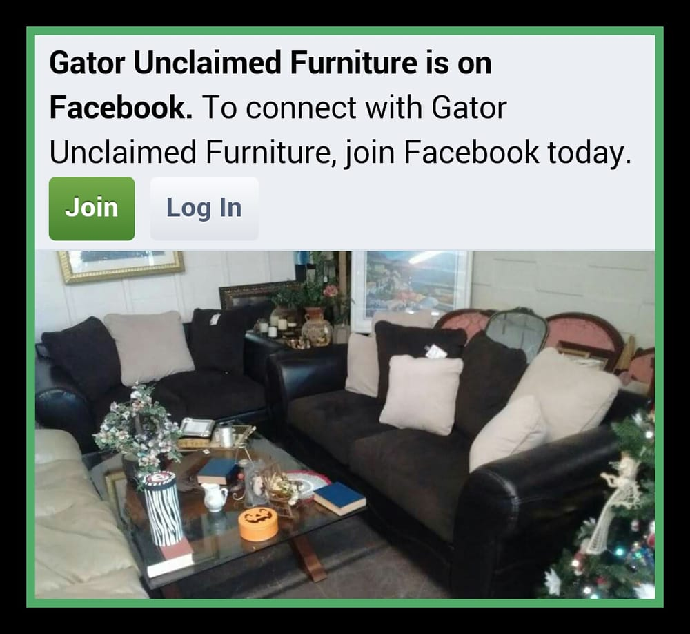 Gator Unclaimed Furniture - 17 Photos - Thrift Stores - Gainesville, FL - Reviews - Yelp