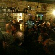 L'ambiance au Bar le soir!