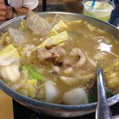 Whampoa Makan Place - Stall #70: steamboat - Singapore, Singapur