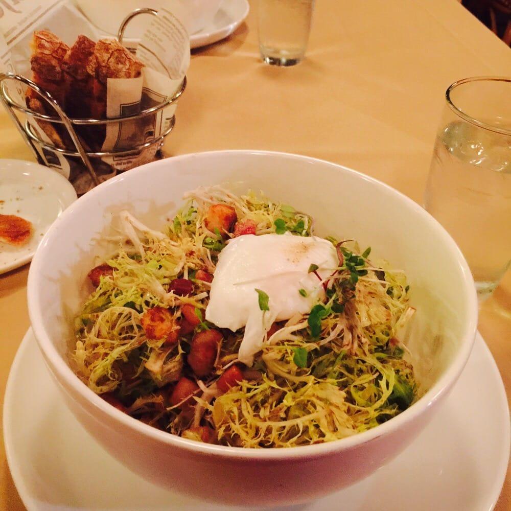Gigantic Frisee Salad Yelp