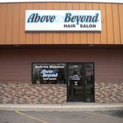 Above and beyond hair salon hair salons 1039 n for Above it all salon