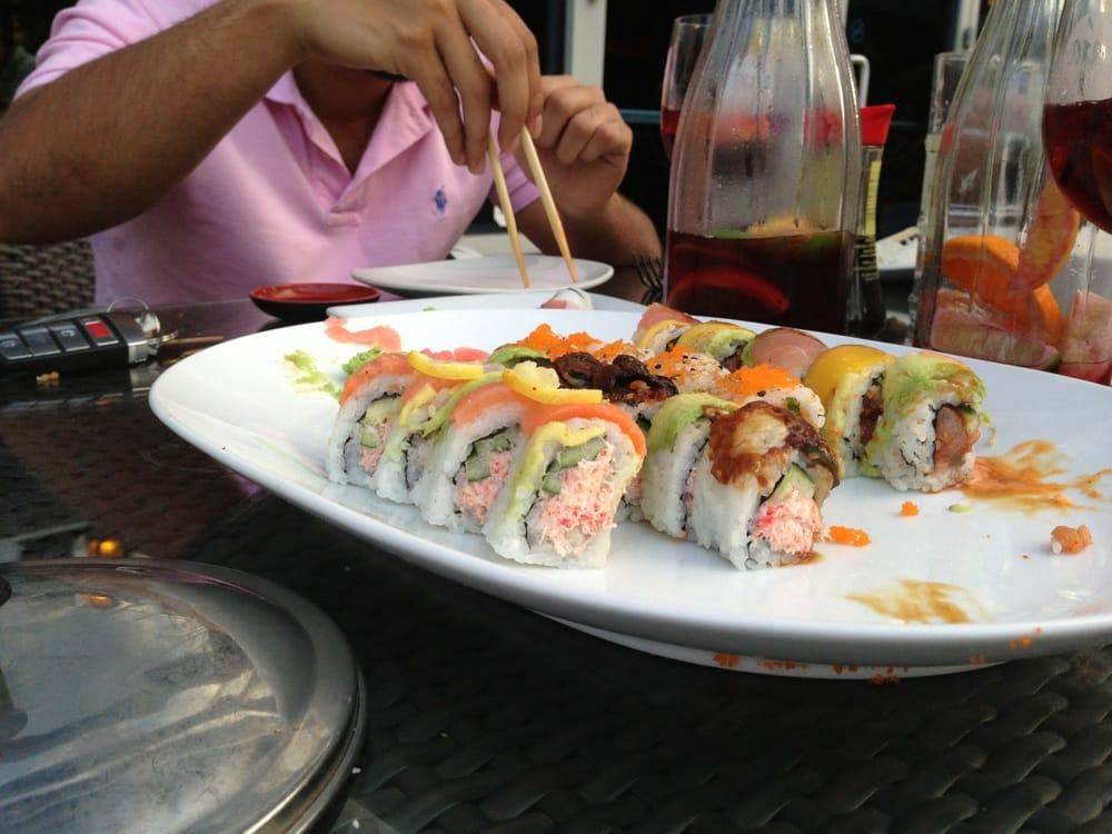 Aja restaurant bar buckhead atlanta ga united for Aja asian cuisine