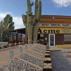 Acme Sand Amp Gravel Tucson Az Yelp