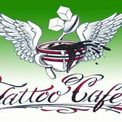 Tattoo Cafe - Cleveland, OH, États-Unis. Cleveland's Best tattoo Studio
