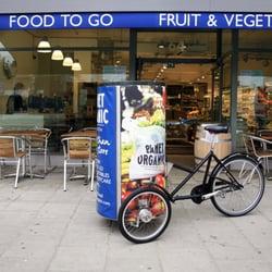 Planet Organic, London