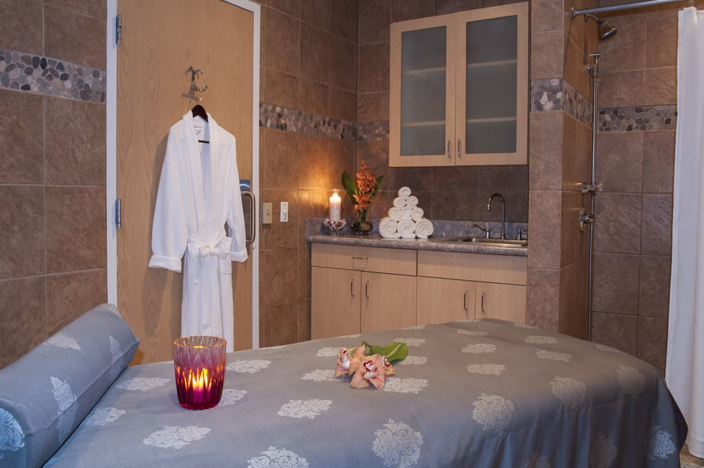 Resolution spa wellness hilton indian lakes resort spa for Best health spas in the us
