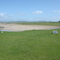 The 1st at Machrihanish