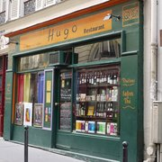 Hugo, Paris