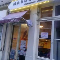 Madoka - Lyon, France. vitrine