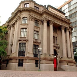 Santander Cultural, Porto Alegre - RS, Brazil
