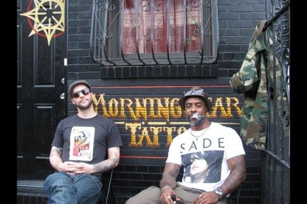 Morning Star Tattoo Photos For Morning Star Tattoo