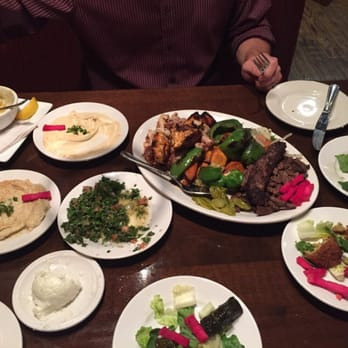Alexandria mediterranean cuisine 19 photos for Alexandria mediterranean cuisine novi mi menu