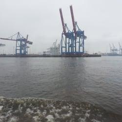Finkenwerder Landungsbrücke, Hamburg