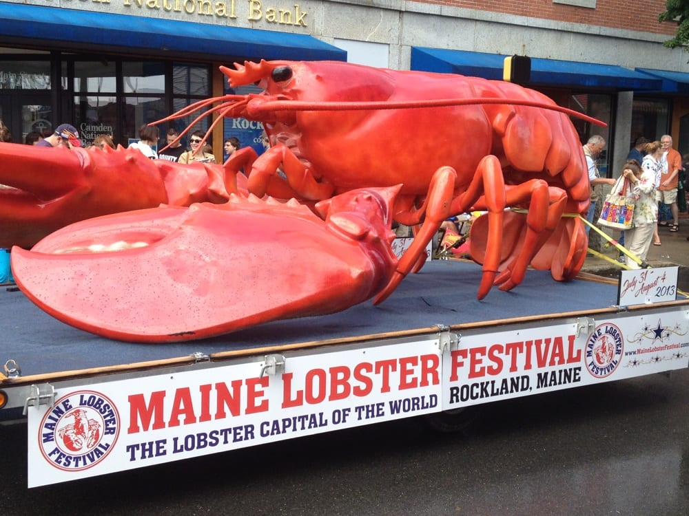 Maine Lobster Festival - Festivals - Rockland, ME - Reviews - Photos - Yelp