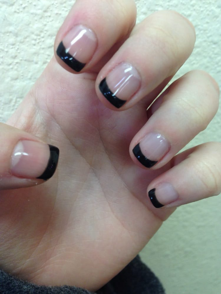 Nail salons that do gel nails awesome nail for Acrylic nails salon