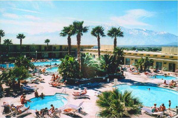 Desert Hot Springs (CA) United States  City pictures : Desert Hot Springs Spa Hotel Desert Hot Springs, CA, United States