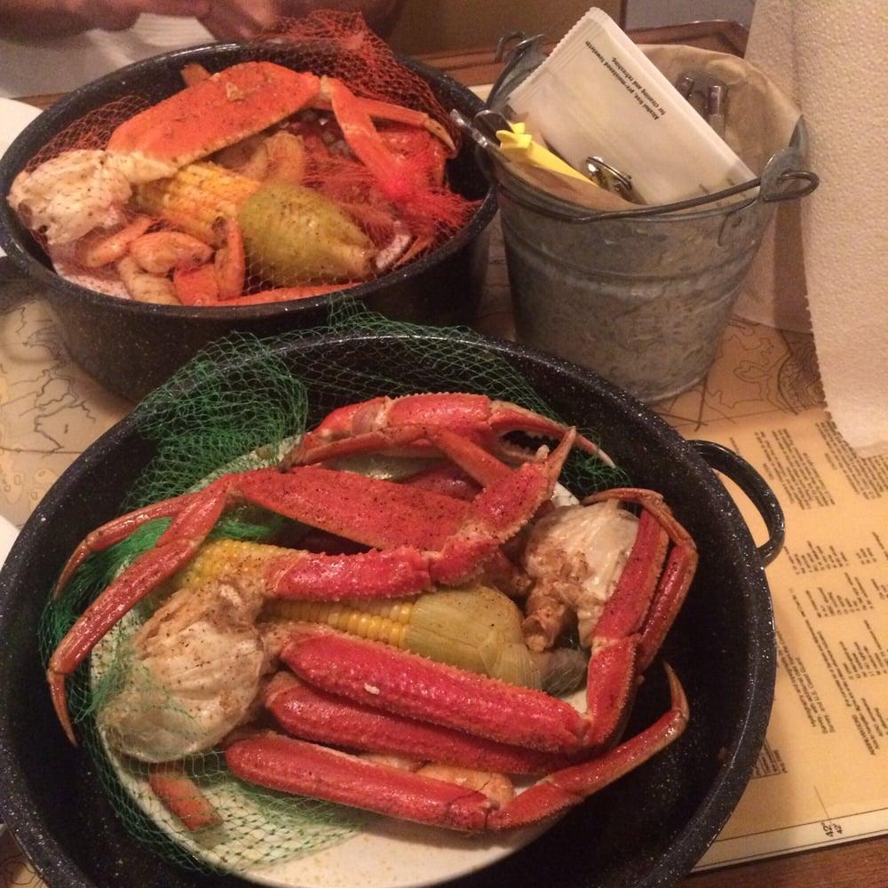 Joe s crab shack closed 65 photos fish chips for Two fish crab shack