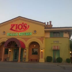 Zio s italian kitchen olathe ks united states yelp for Zios italian kitchen