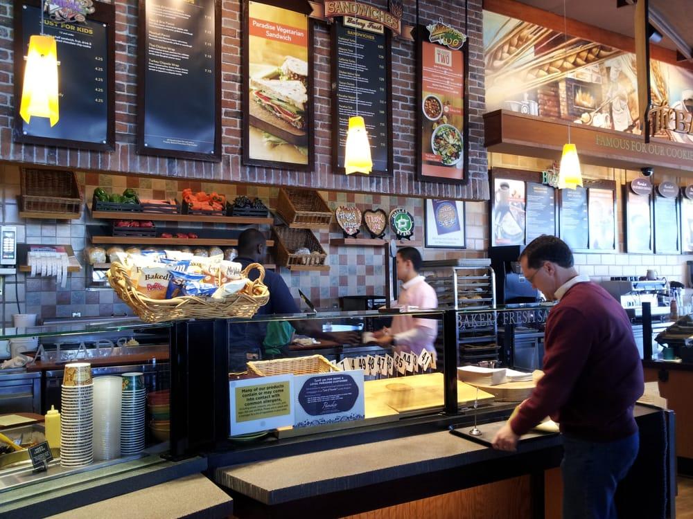 Paradise Bakery Cafe Plano Tx