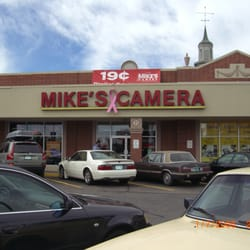Mikes Camera logo