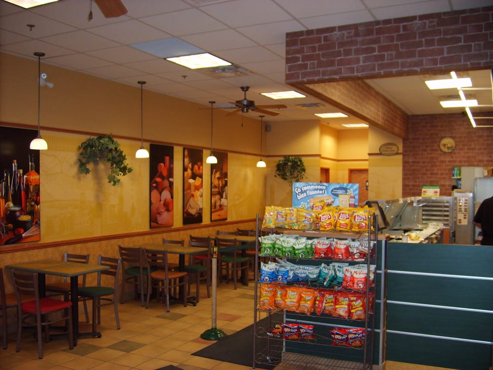 marketing and subway restaurants subway Subway is a fast food restaurant where the consumer's options and specialization  of the menu items does not have to be limited subway's target market.