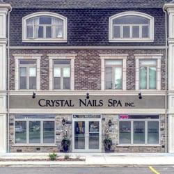 Crystal nails spa 12 photos nail salons burlington - Burlington nail salons ...