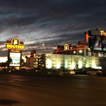 Hooters casino resort