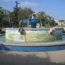 fountain park parken marina del rey playa vista ca
